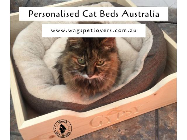 Find a Perfect Personalised Cat Beds in Australia - 1